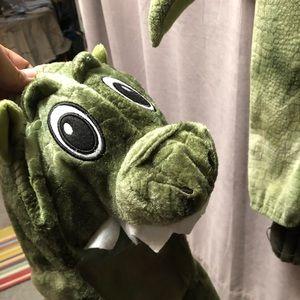 Alligator Costume